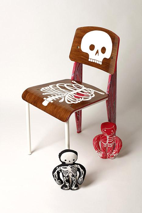 Anatomical Chair - AK-LH - Desginist (3)