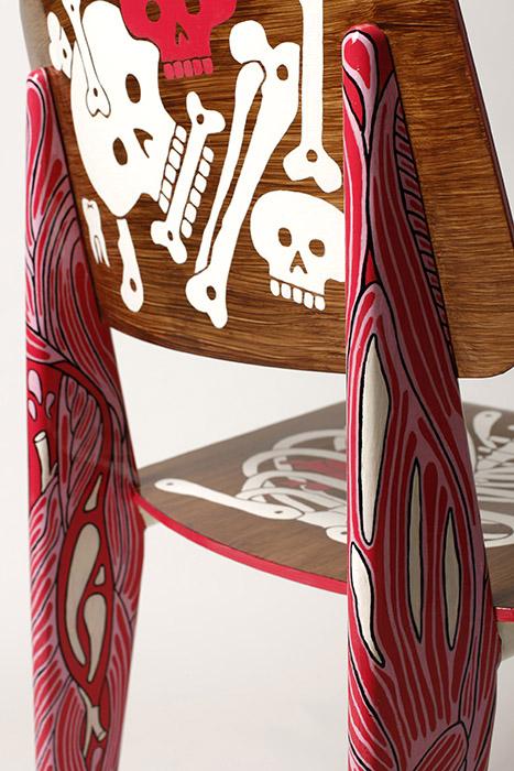 Anatomical Chair - AK-LH - Desginist (4)