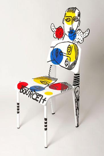 Anatomical Chair - AK-LH - Desginist (6)