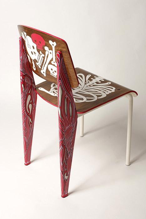 Anatomical Chair - AK-LH - Desginist (9)