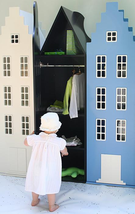 Dulap de design copii - Designist (3)