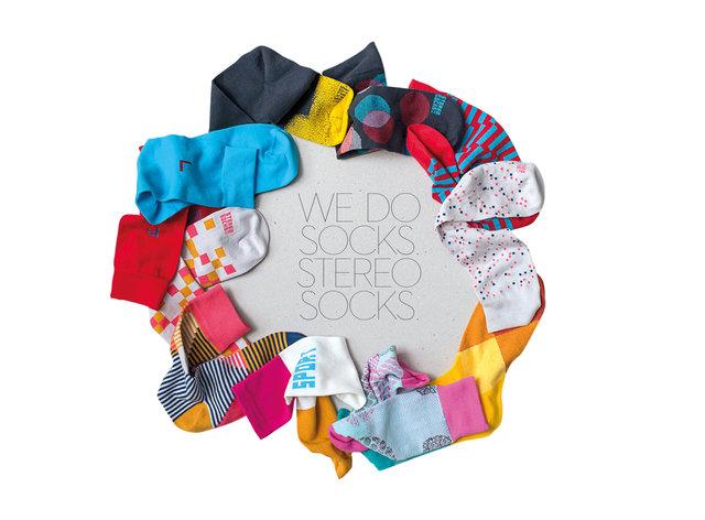 Stereo Socks - Designist (1)