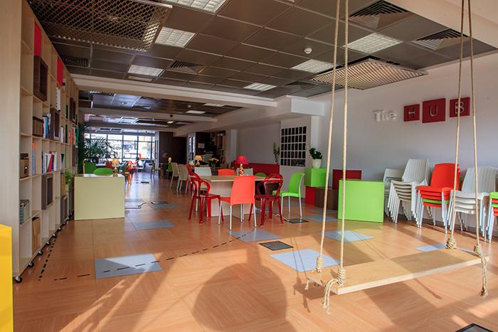 Top cele mai frumoase birouri din Romania - Designist (2)