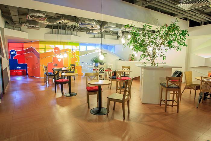 Top cele mai frumoase birouri din Romania - Designist (3)