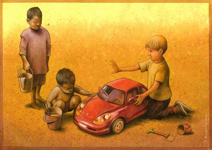 pawel kuczynski designist the car