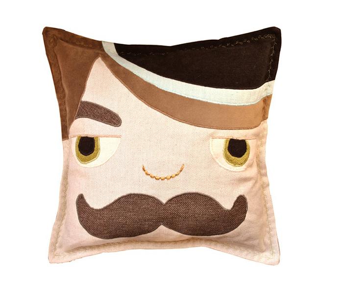 Mr. Him Pillow Designist