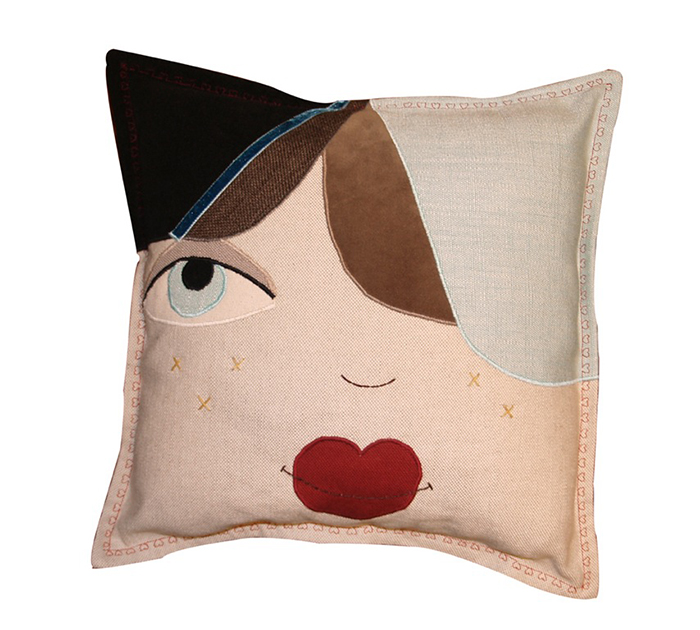 Ms. Her Pillow - Designist