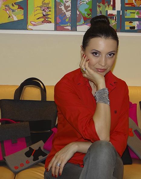 Viviana Basan - Pompon - Designist