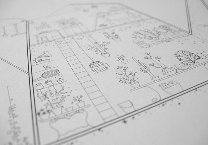 Hai - Designist - casa stropitoare