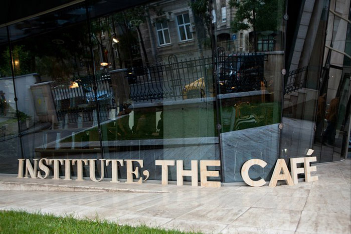 Institute, The Cafe - Designist 2