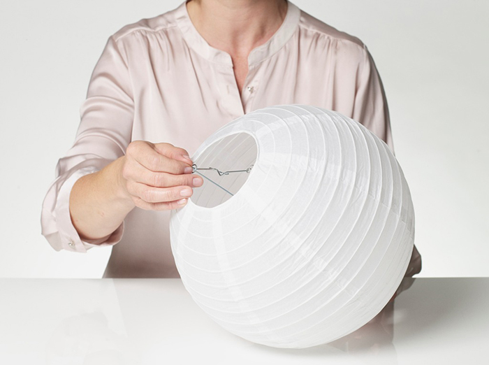 Lampa de hartie - Designist (1)