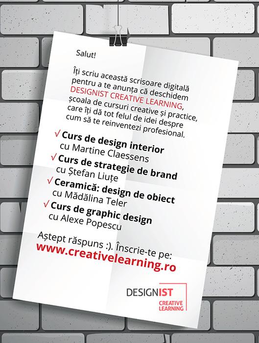 Macheta Creative Learning - Designist