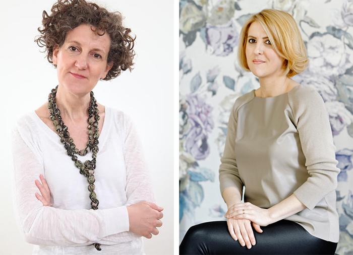 Martine Claessens & Cristina Zelmat - Designist