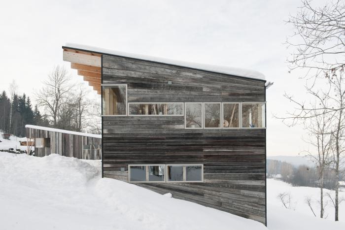 Photo© Jiri Havran_Architect Jarmund and Vigsnæs_Farm House