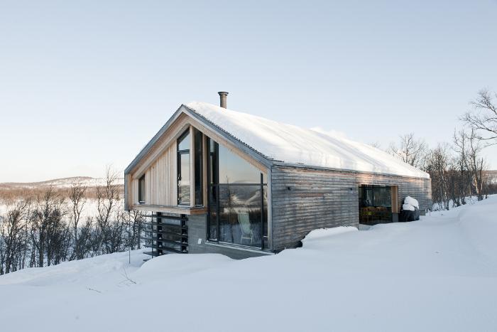 Photo© Jiri Havran_Architect Lund Hagem_Cabin Haugen