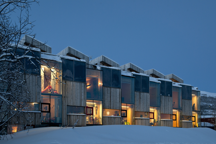 Photo© Jiri Havran_Architect Steinsvik Arkitektkontor_Storelva Project