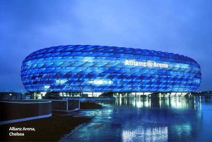 Allianz Arena Chelsea xella 01