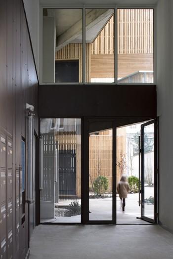 Complex Locuinte - Franta - Designist