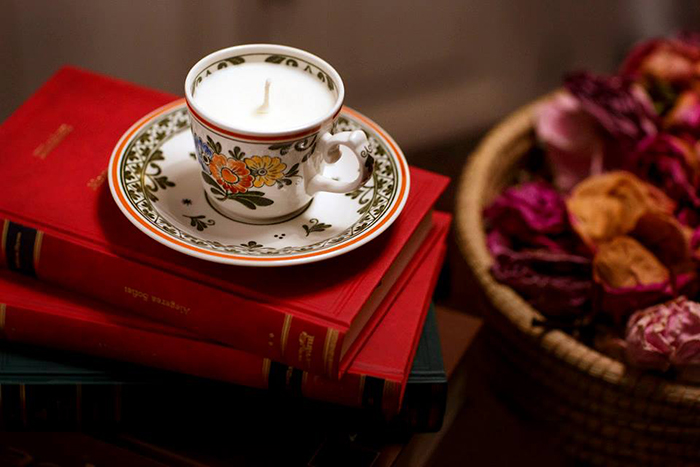 Cup&Candle Designist 10