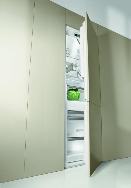DG201312218_Food preservation Combi refrigerator_Combi Revo