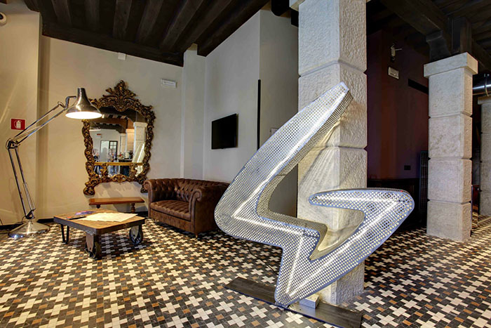 Designist - Generator Hostel Venice 8