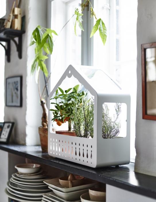 IKEA PS 2014 greenhouse white_129 - Designist
