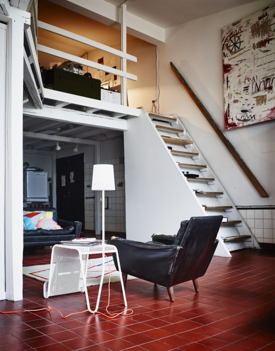 IKEA PS 2014 side tbl w lghtng 68x38 white_299 (2) - Designist