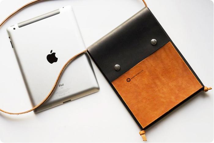 Husa iPad - piele - Gabriel Geller - Designist (1)