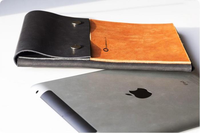 Husa iPad - piele - Gabriel Geller - Designist (2)
