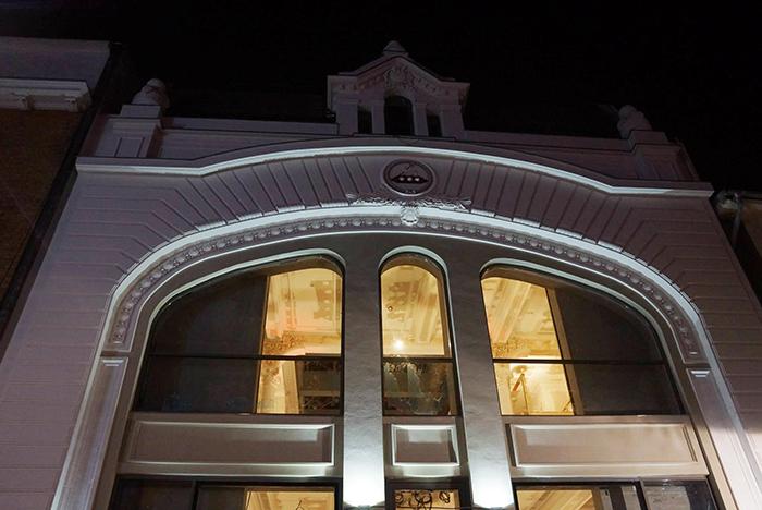 Noua librarie Carturesti - centru vechi - Designist (3)