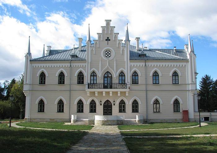 Palatul Cuza_Ruginoasa