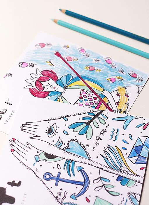 The work-out - Abc de Colorat - Designist (4)