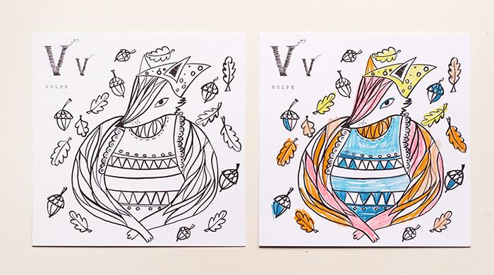 The work-out - Abc de Colorat - Designist (5)
