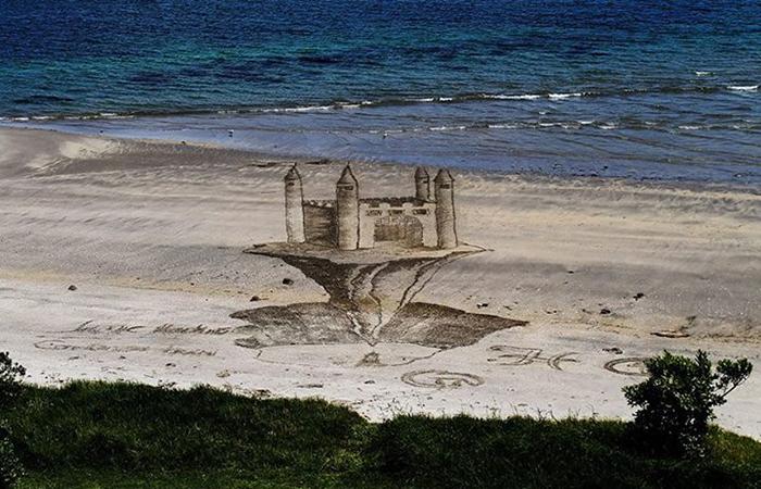 Arta pe plaja - Designist (1)