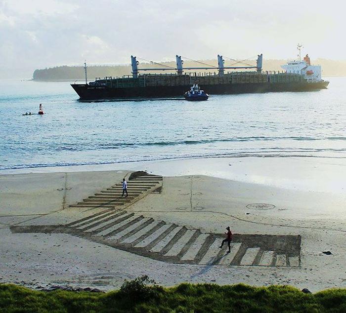 Arta pe plaja - Designist (3)