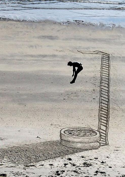 Arta pe plaja - Designist (5)