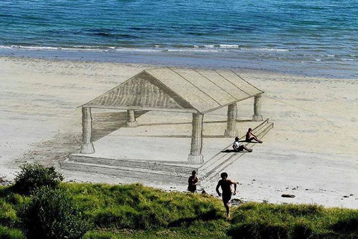 Arta pe plaja - Designist (9)