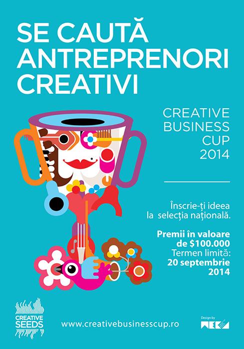 Creative Business Cup - Designist
