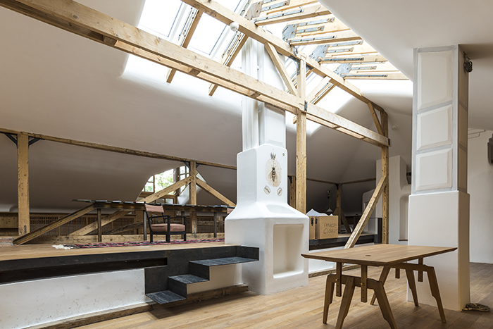 Mansarda Casei Mincu - Designist (2)