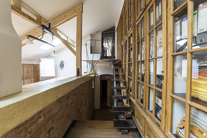 Mansarda Casei Mincu - Designist (9)