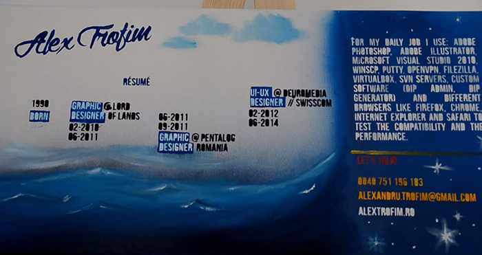 CV pictat - Alex Trofim - Designist (3)