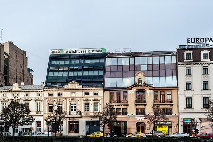 Nou si vechi - arhitectura Bucuresti - Designist (1)
