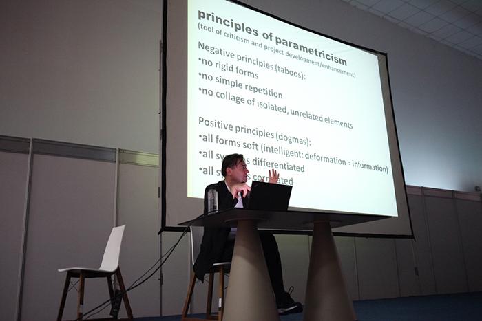 Patrik Schumacher, Conferinta Dynamic Fields, 29 iulie 13 - Designist