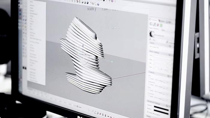 nude shoes zaha hadid 2 - Designist