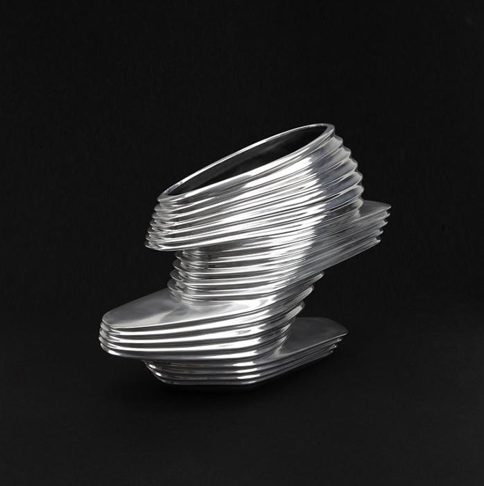nude shoes zaha hadid - Designist