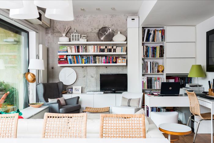 Apartament luminos - Bucuresti - Designist (1)