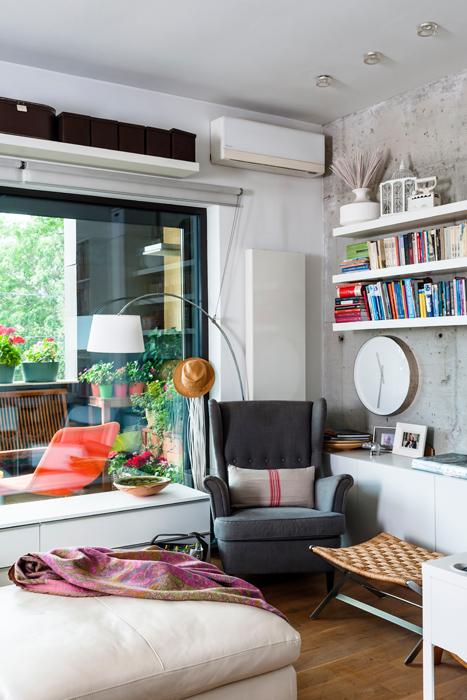 Apartament luminos - Bucuresti - Designist (2)