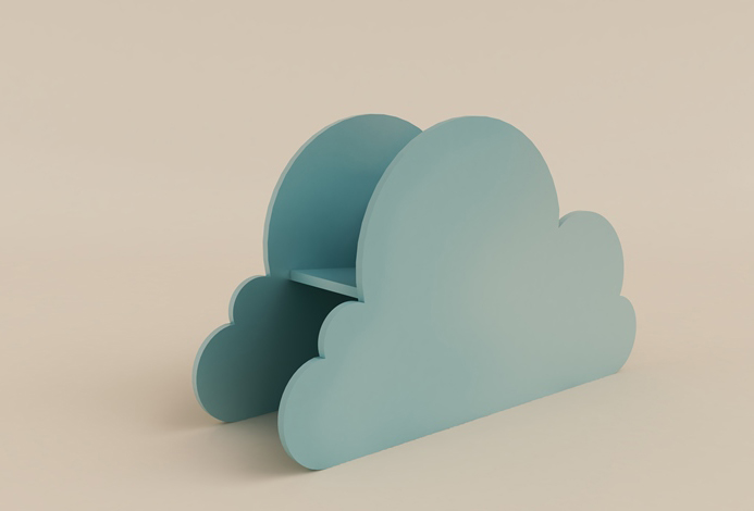 Blue Sky 2p, Colectia Playground Chairs, LINIA