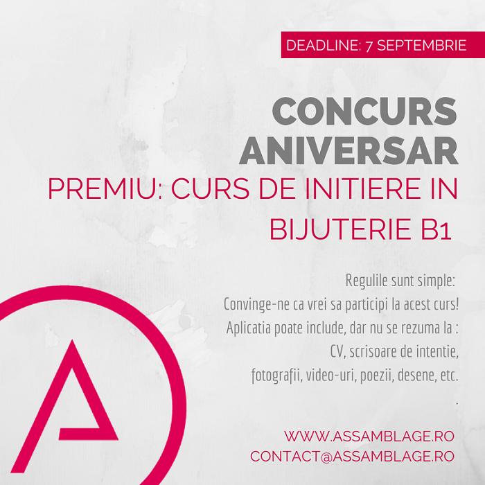 Concurs Assamblage - Designist