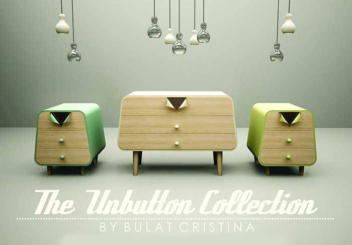 Cristina Bulat - Unbutton Collection - Designist (15)